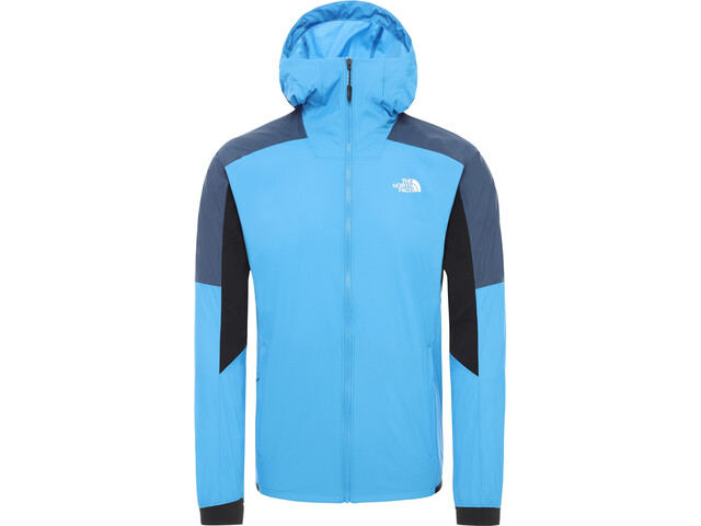 The North Face Impendor Light WindWall Jas Heren, clear lake blue/blue wing teal
